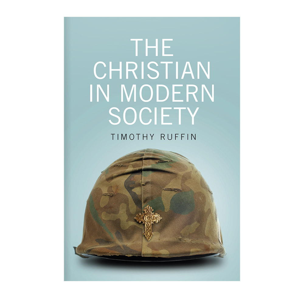 The Christian In Modern Society book design