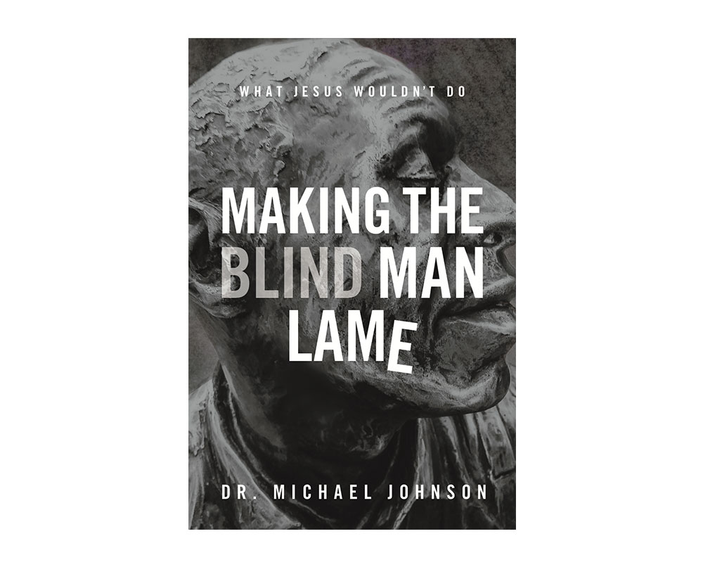 Of Course! Jesus Heals A Man Born Blind!