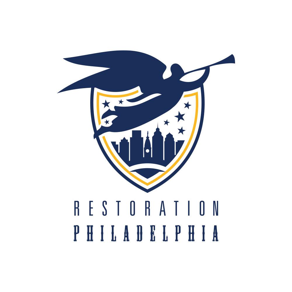 Restoration Philadelphia logo